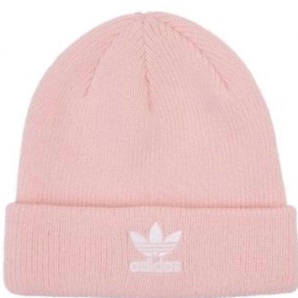 """4af183db320 Adidas """"Icy Pink"""" Beanie"""